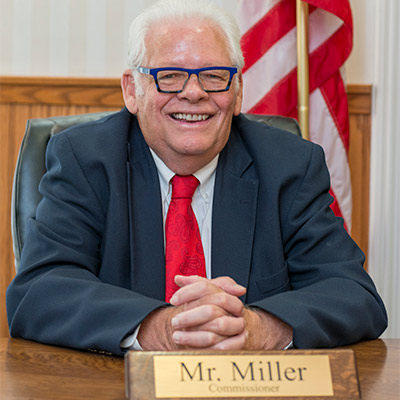 Commissioner Joe Miller