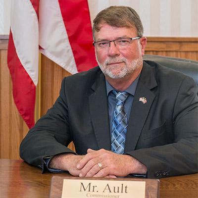 Commissioner Ault