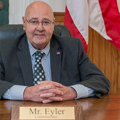 Commissioner Eyler